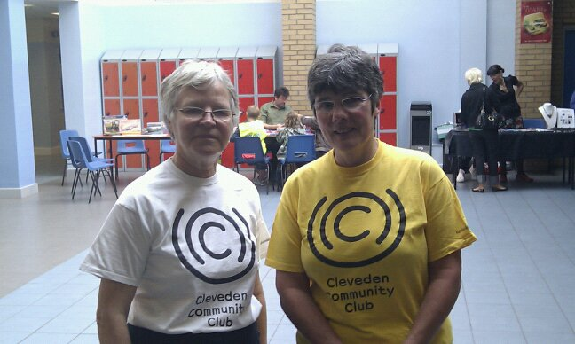 Cleveden Community Club Launch